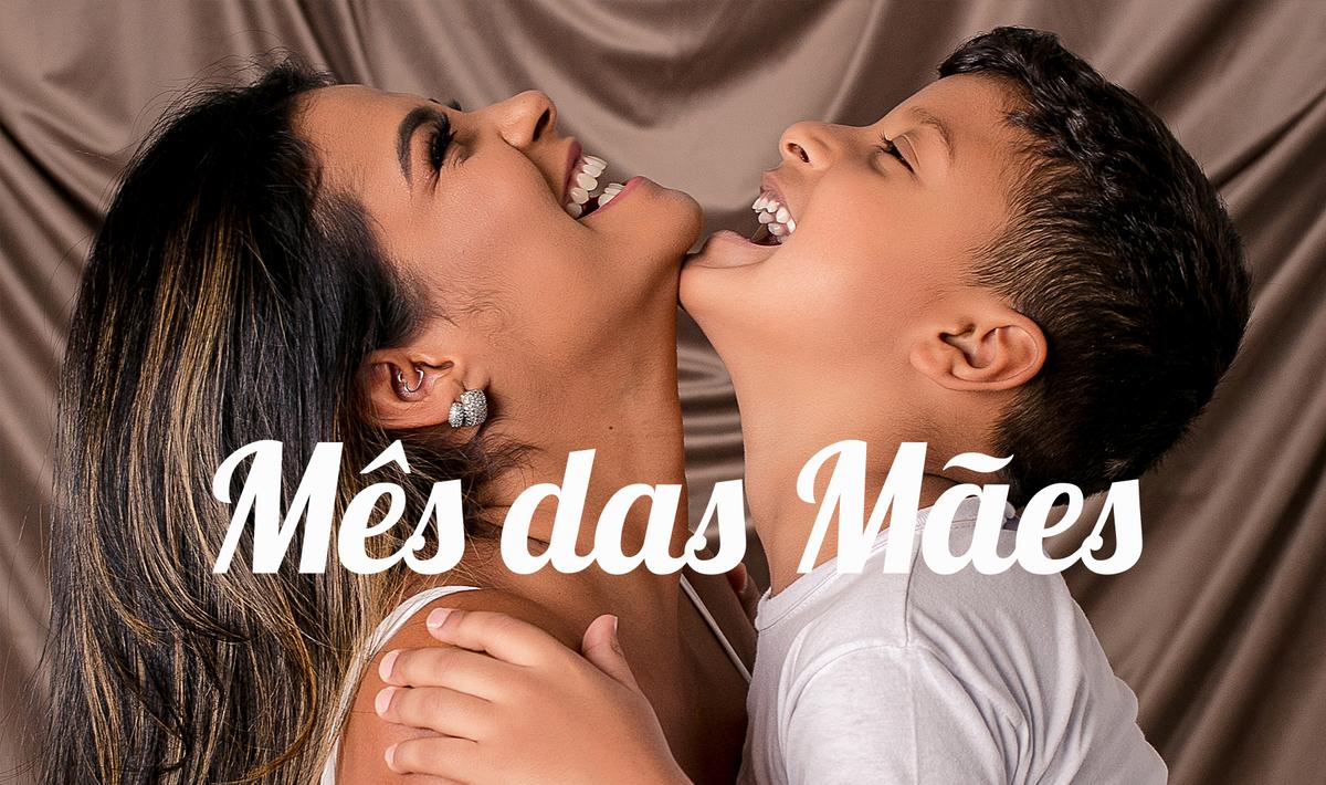 Imagem capa - Mini Ensaio Mês das Mães 2021 por Manu Antunes | Fotografia com Amor