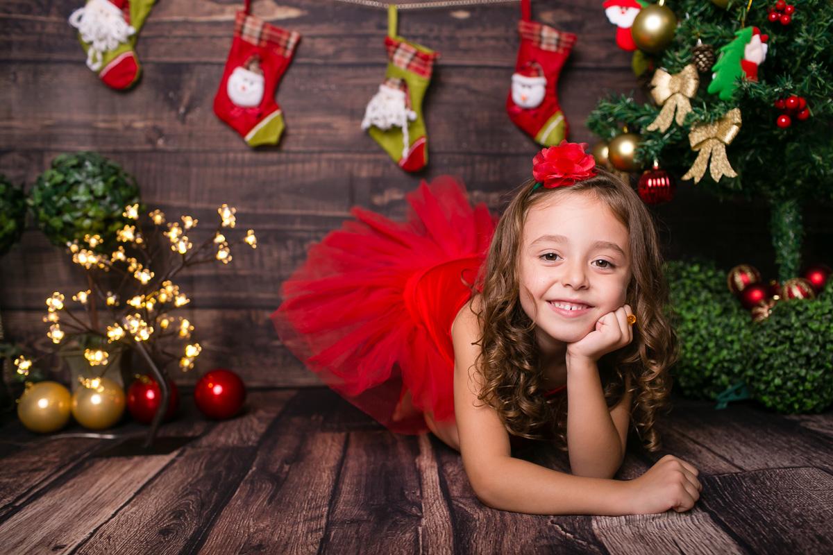 Imagem capa - Ensaio Fotográfico em Cenários Temáticos de Natal: Virou Moda por Manu Antunes | Fotografia com Amor