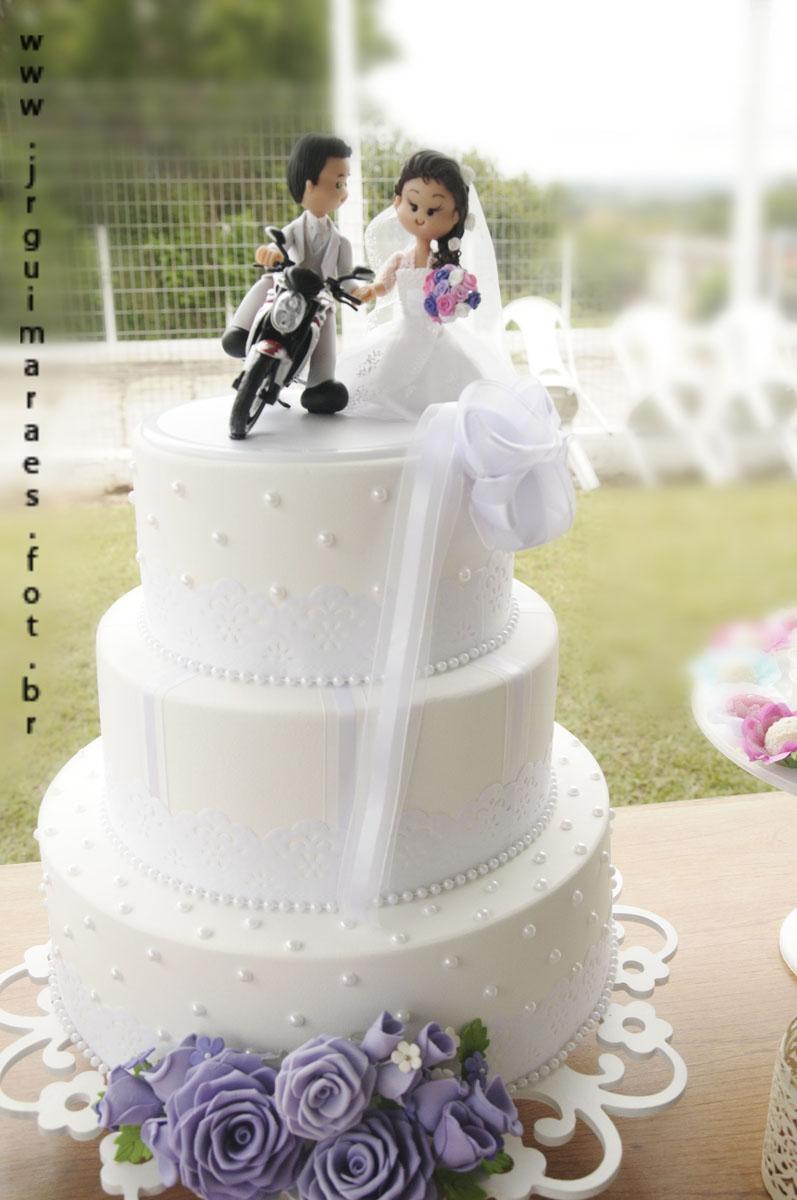 Imagem capa - Bolo e doce de casamento em Botucatu por DONERIO GUIMARÃES SILVA SEGUNDO