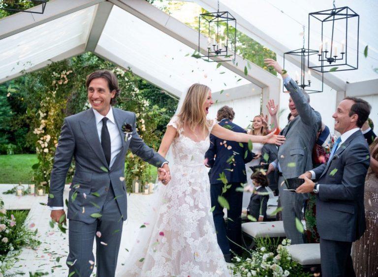 Imagem capa - Gwyneth Paltrow mostra fotos de casamento com produtor por DONERIO GUIMARÃES SILVA SEGUNDO