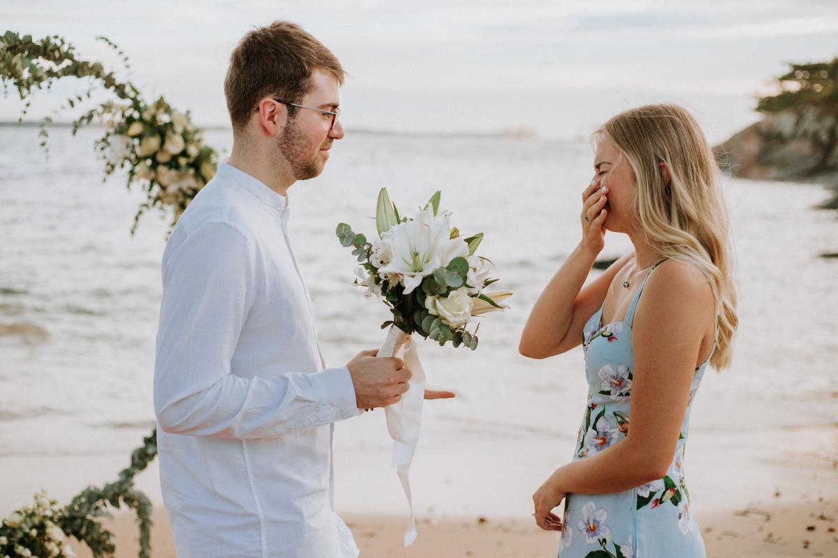 Imagem capa - Pedido de casamento surpresa por Victoria Bonifácio