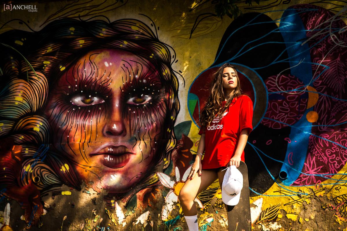 Imagem capa - ANA LUIZA - 15 ANOS por Anchell fotografia
