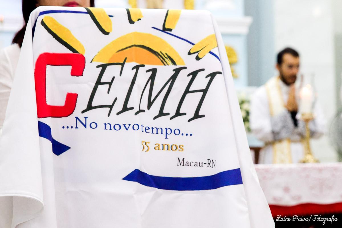 Imagem capa - Missa dos concluintes - CEIMH por Laíne Paiva Fotografia