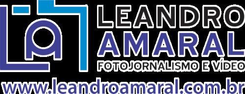 Logotipo de Leandro Amaral