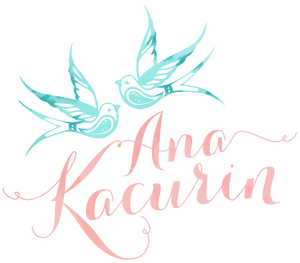 Logotipo de Ana Kacurin