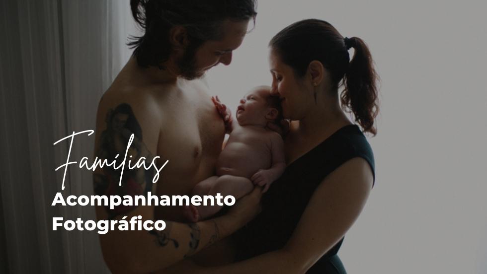 Imagem capa - [Fotografia de Família] Acompanhamento Fotográfico: Como é acompanhar uma família?  por Atelier de Fotografia Afetiva Aline Lelles