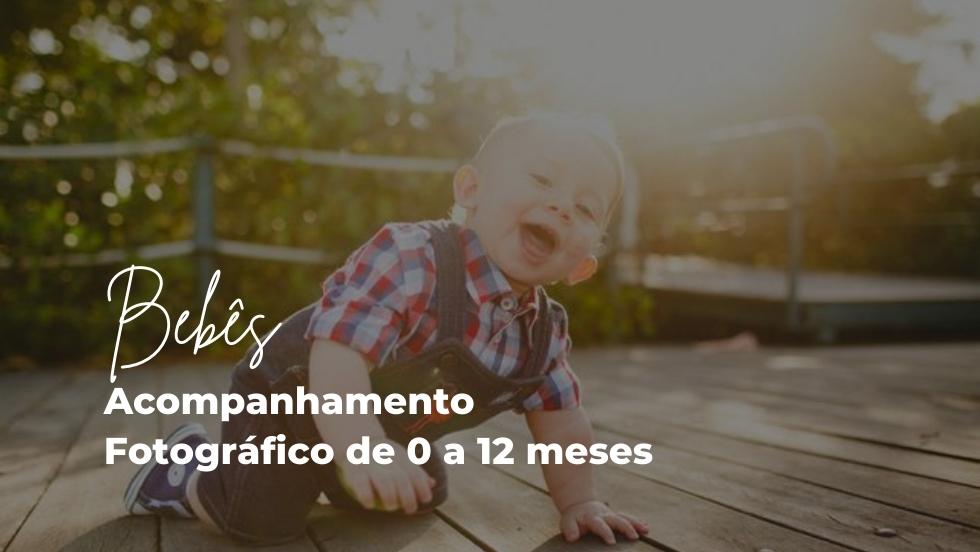 Imagem capa - [Acompanhamento Fotográfico] Acompanhando seu bebê de 0 a 12 meses por Atelier de Fotografia Afetiva Aline Lelles