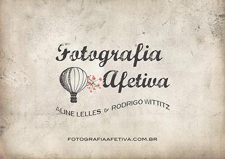 Imagem capa - Novidade! Agora somos um... Fotografia Afetiva com Aline Lelles e Rodrigo Wittitz por Atelier de Fotografia Afetiva Aline Lelles e Rodrigo Wittitz