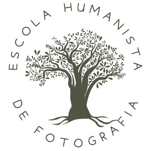 Logotipo de Aline Lelles, Fotógrafa Afetiva e Mentora | Escola Humanista de Fotografia