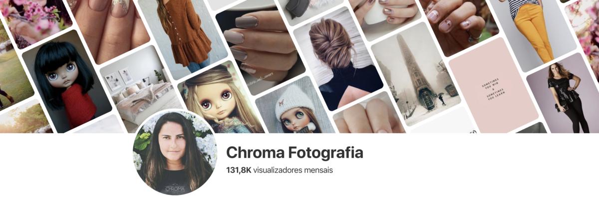 Imagem capa - Você sabe o que é Pinterest? por Chroma Fotografia