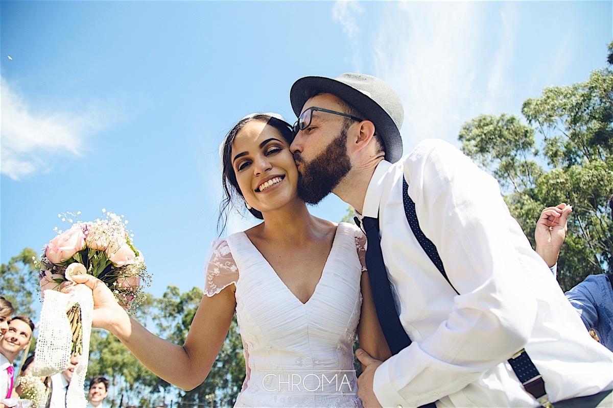Imagem capa - Por que amamos casamento de dia? por Chroma Fotografia