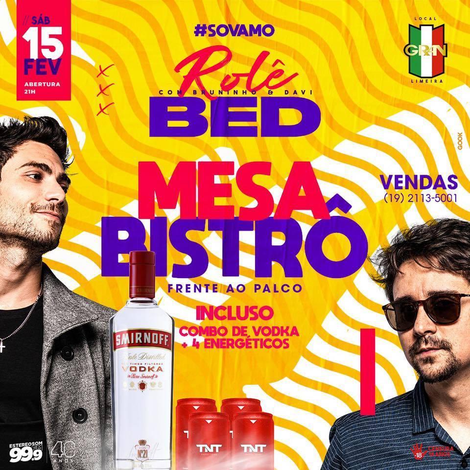 Imagem capa - Bruninho & Davi por Jefferson Silva