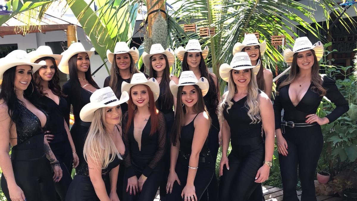 Imagem capa - Rodeio de Limeira apresenta 12 finalistas do concurso da rainha por Jefferson Silva