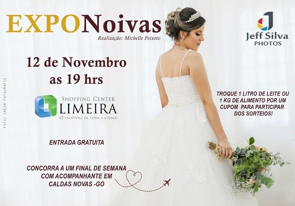 Imagem capa - EXPONoivas 12 de Novembro 19hs Limeira Shopping por Jefferson Silva