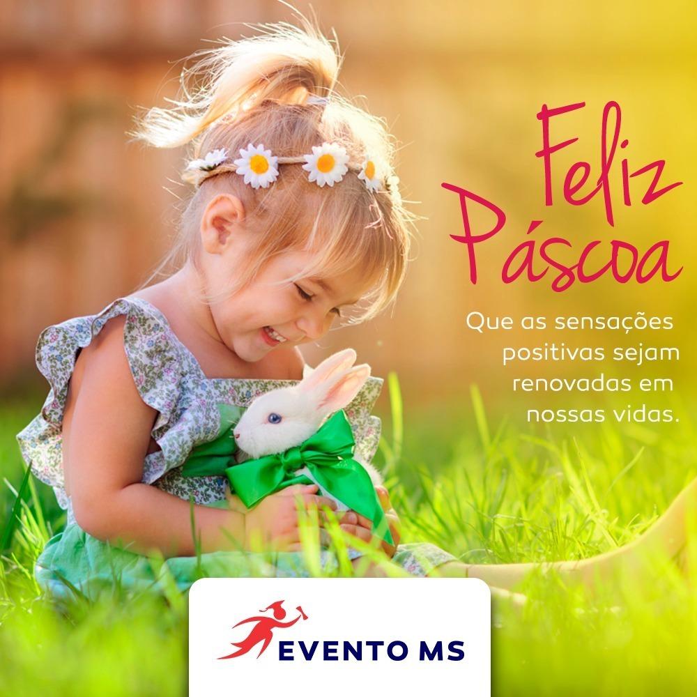 Imagem capa - Feliz Pascoa  por EVENTO MS
