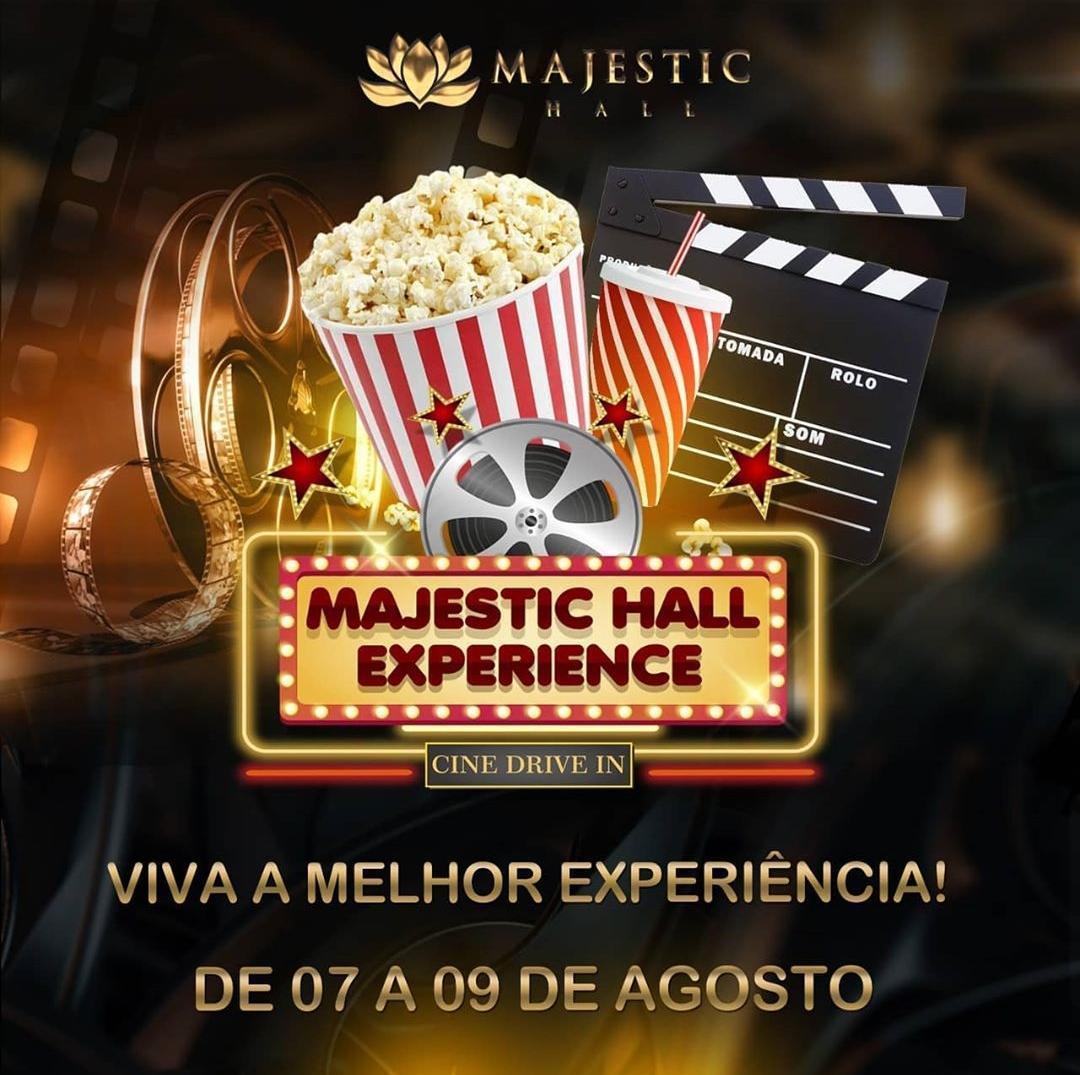 Imagem capa - Ponta Porã ganha sessões de cinema drive-in no Majestic Hall por EVENTO MS