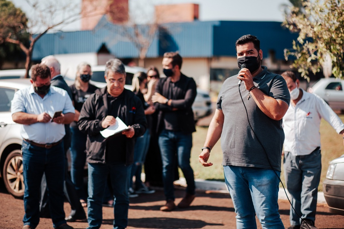 Imagem capa - Empresários vão à prefeitura para pedir volta de eventos em Dourados por EVENTO MS