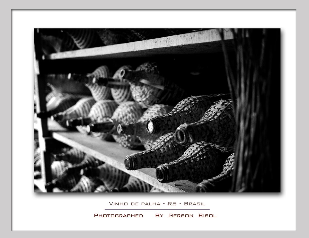 Imagem capa - Vinho de Palha por Gerson Bisol