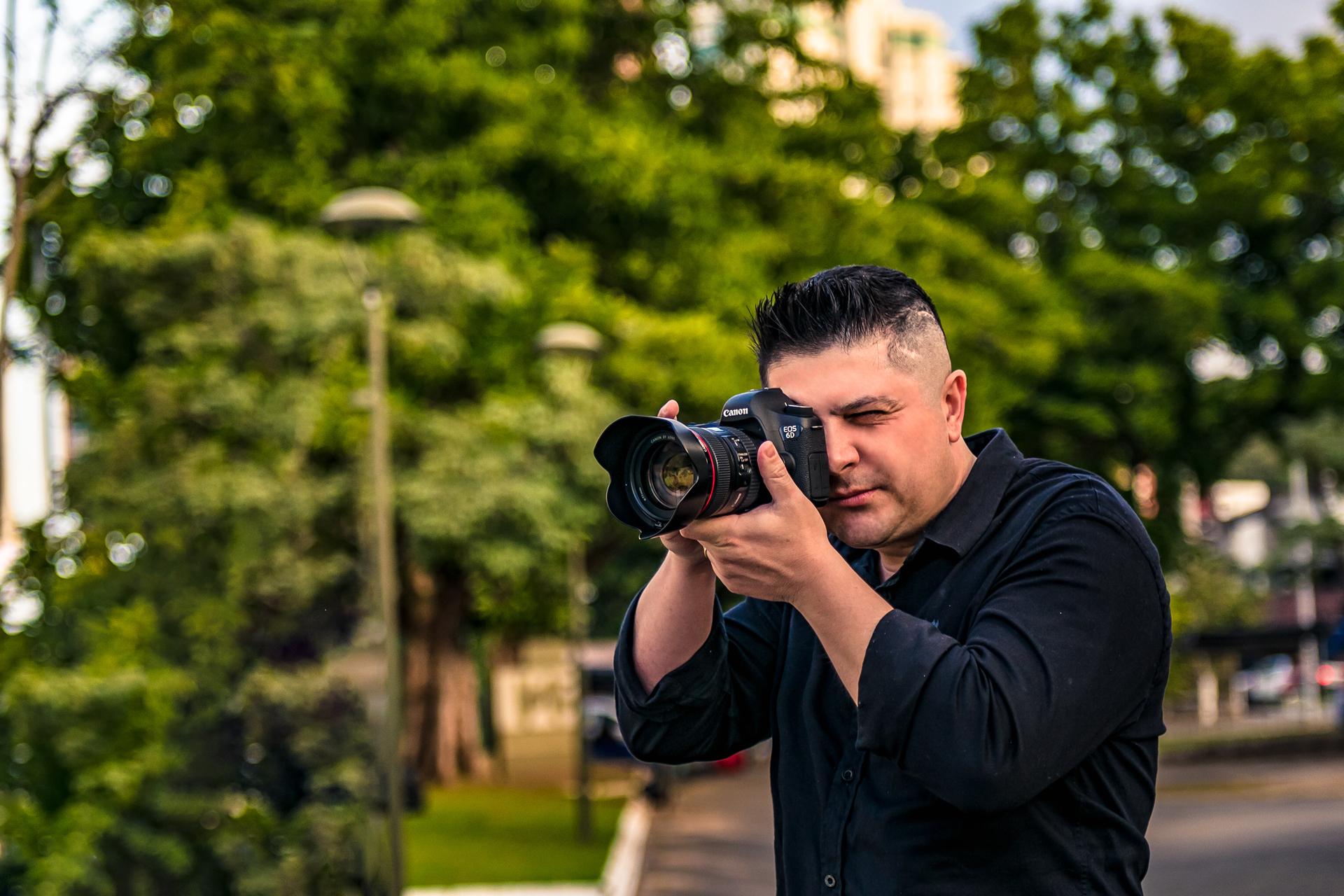 Sobre Fotografia e Filmes para casamento - Cleber Marino