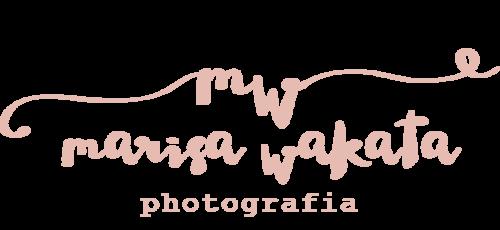 Logotipo de marisa wakata