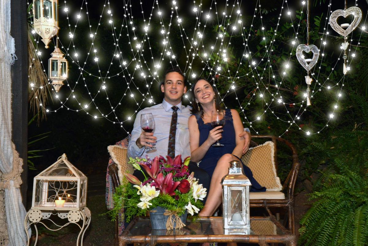 espaço para casamento na gartem haus