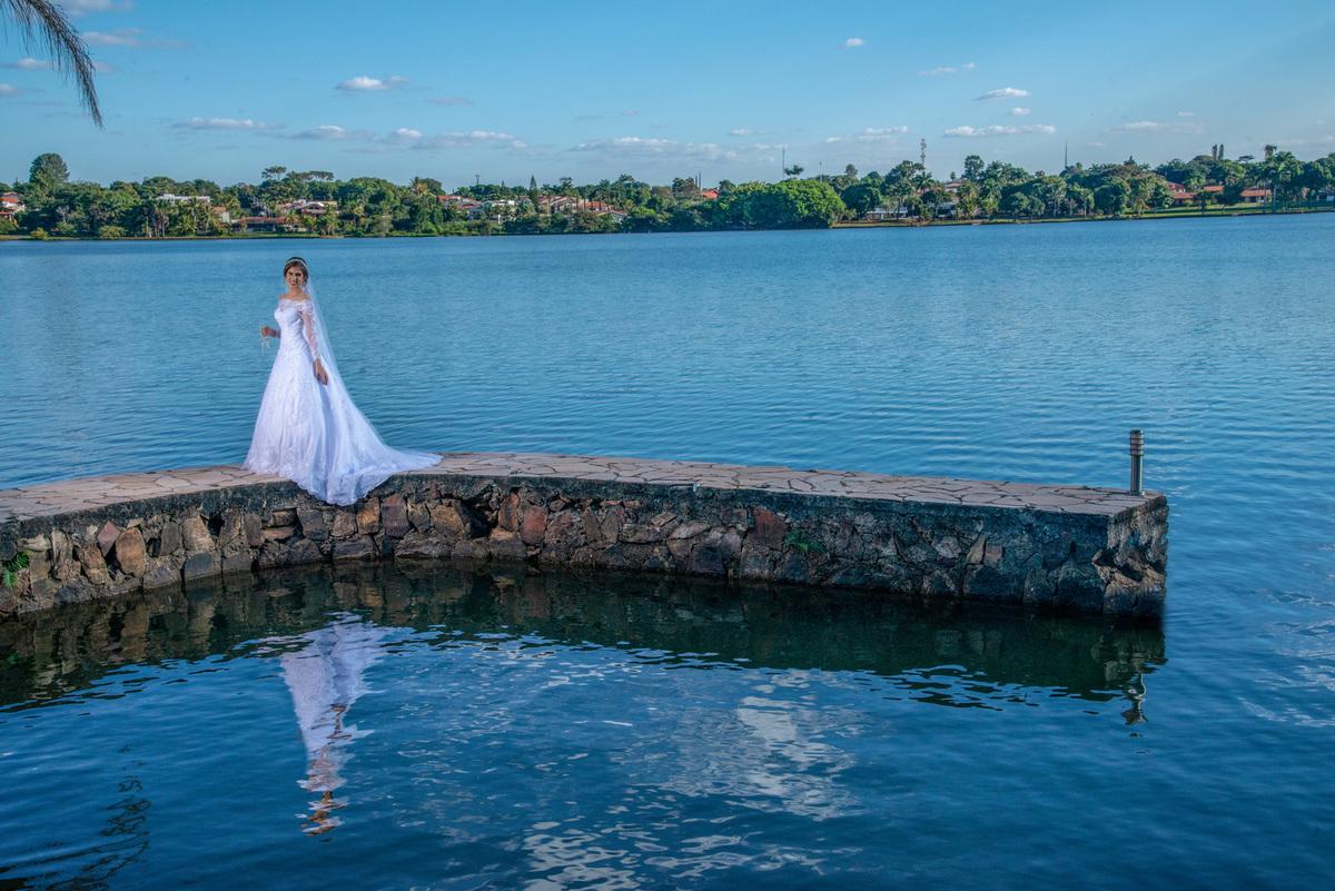 Previa de noiva-vestido de noiva -ensaio de noiva na gartenhaus