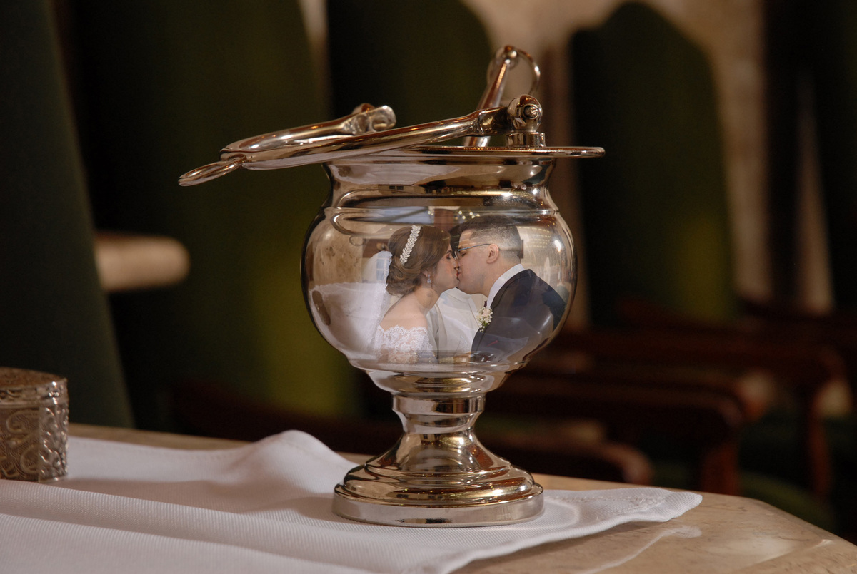 fotos criativas para casamento
