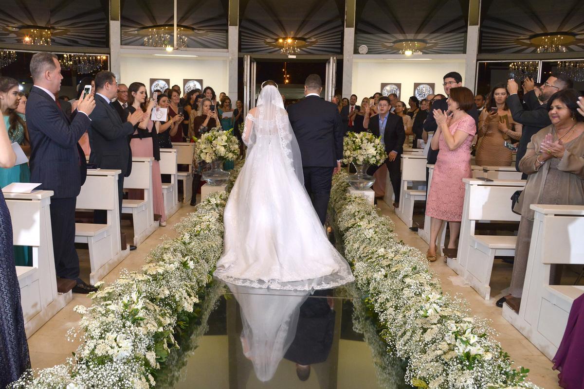 decoração para casamentos no oratorio do soldado SMU