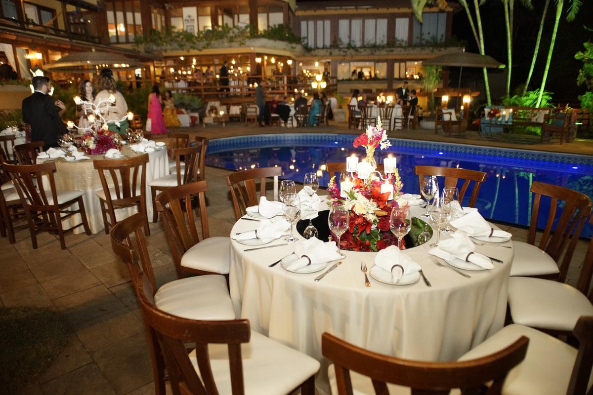 decoração de casamento so salão de festas gartem haus cafe colonial