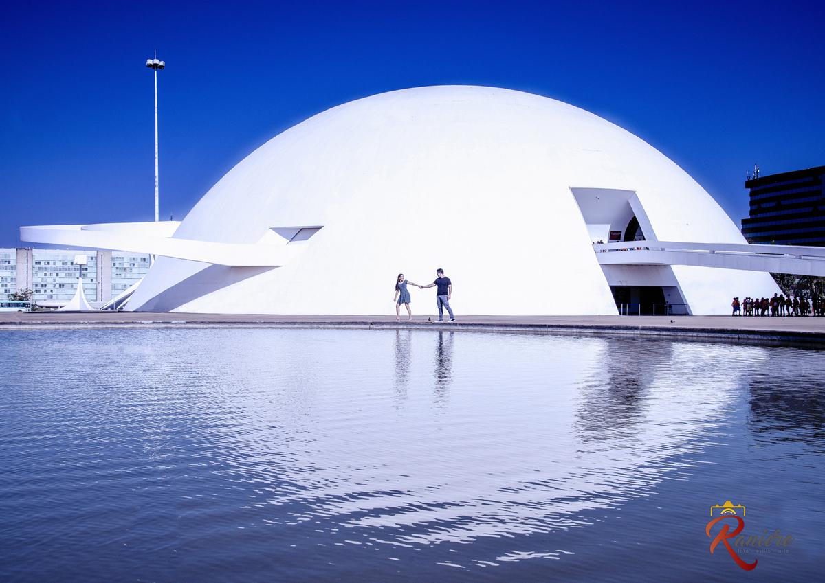 Imagem capa - Os melhores locais para ensaio pré-casamento em Brasília e Goiás por Raniere W M Pedroza