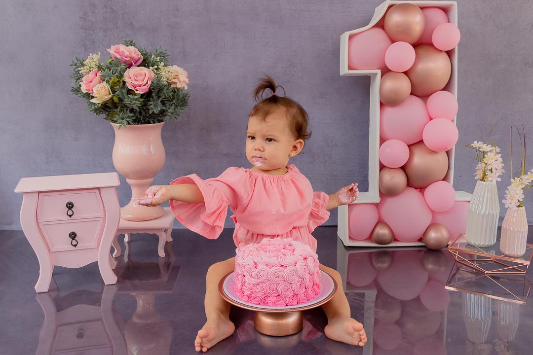 Fotografo smash the cake. Bolo para Smash the cake