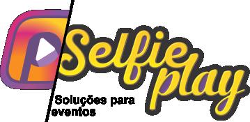 Logotipo de Selfieplay | Soluções para Eventos