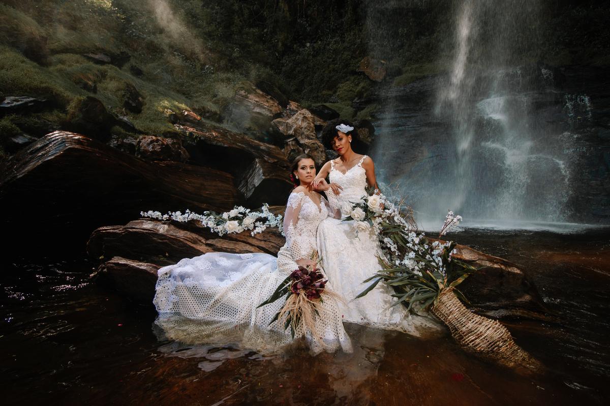 Imagem capa - Editorial de noiva - Elopement Wedding por André Ferreira