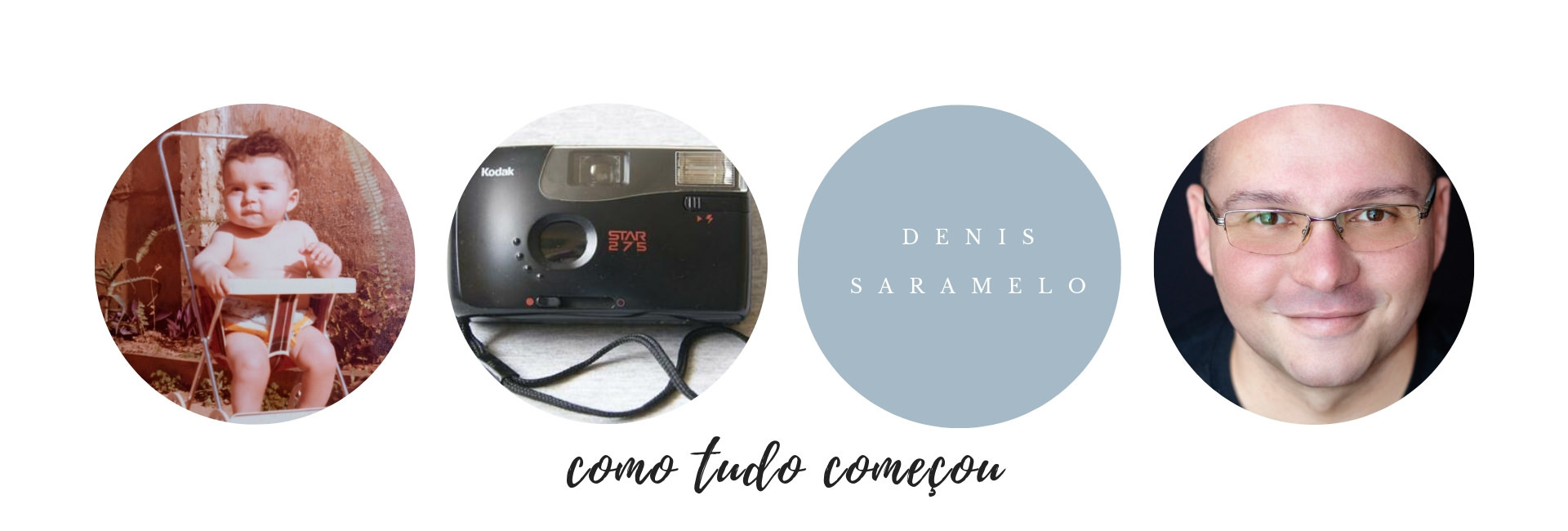 Sobre Dênis Saramelo - Fotografo Infantil Juiz de Fora / MG