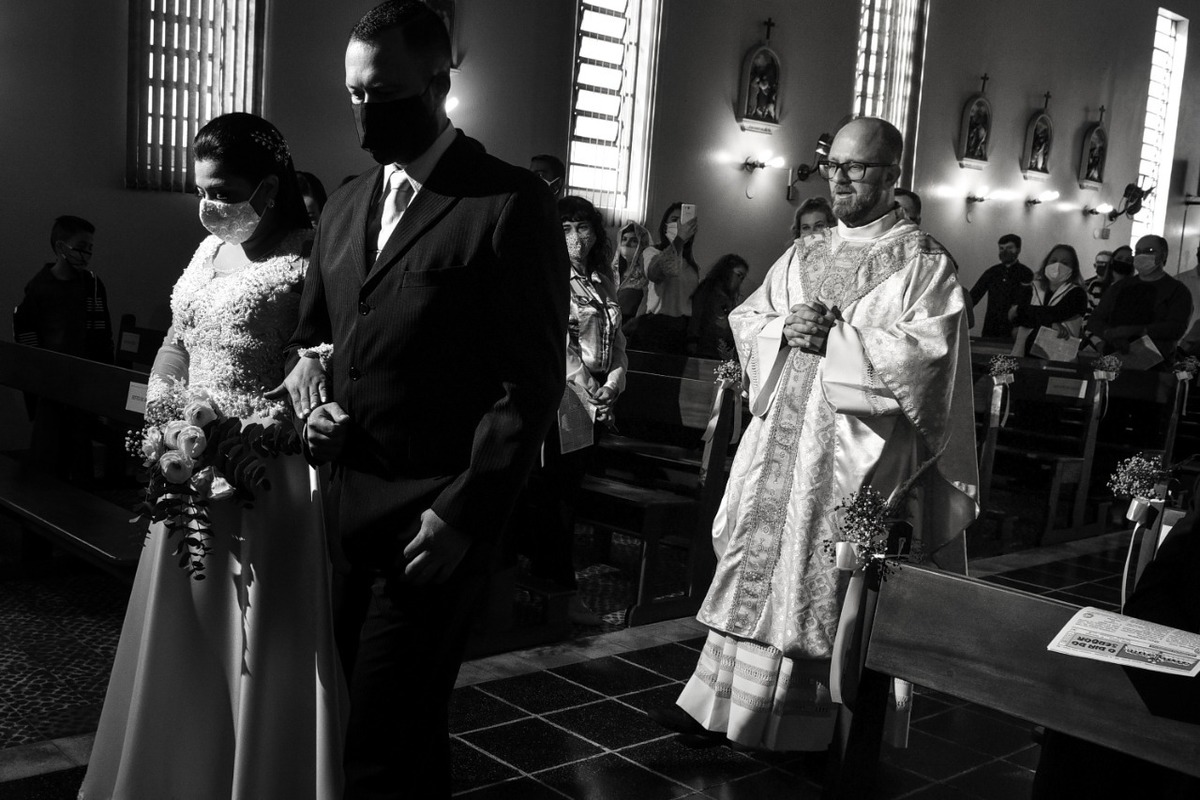 Imagem capa - Casamento Aline & Cassio  por Ricardo Andre dos Santos