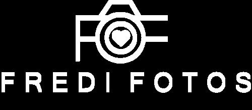 Logotipo de Fredi Fotos fotografia de Casamentos