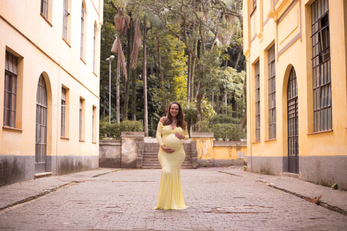 Imagem capa - Ensaio Gestante Externo por ANA MATAVERA