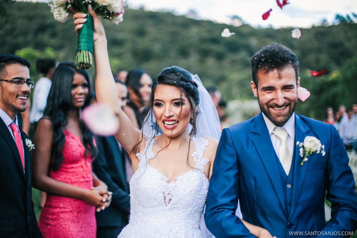 Imagem capa - 10 dicas para quem quer economizar em seu casamento por Fotografo de Casamento BH-MG/Santos Anjos Fotografias