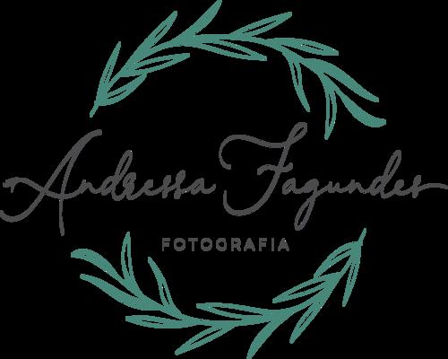 Logotipo de Andressa Fagundes Fotografia