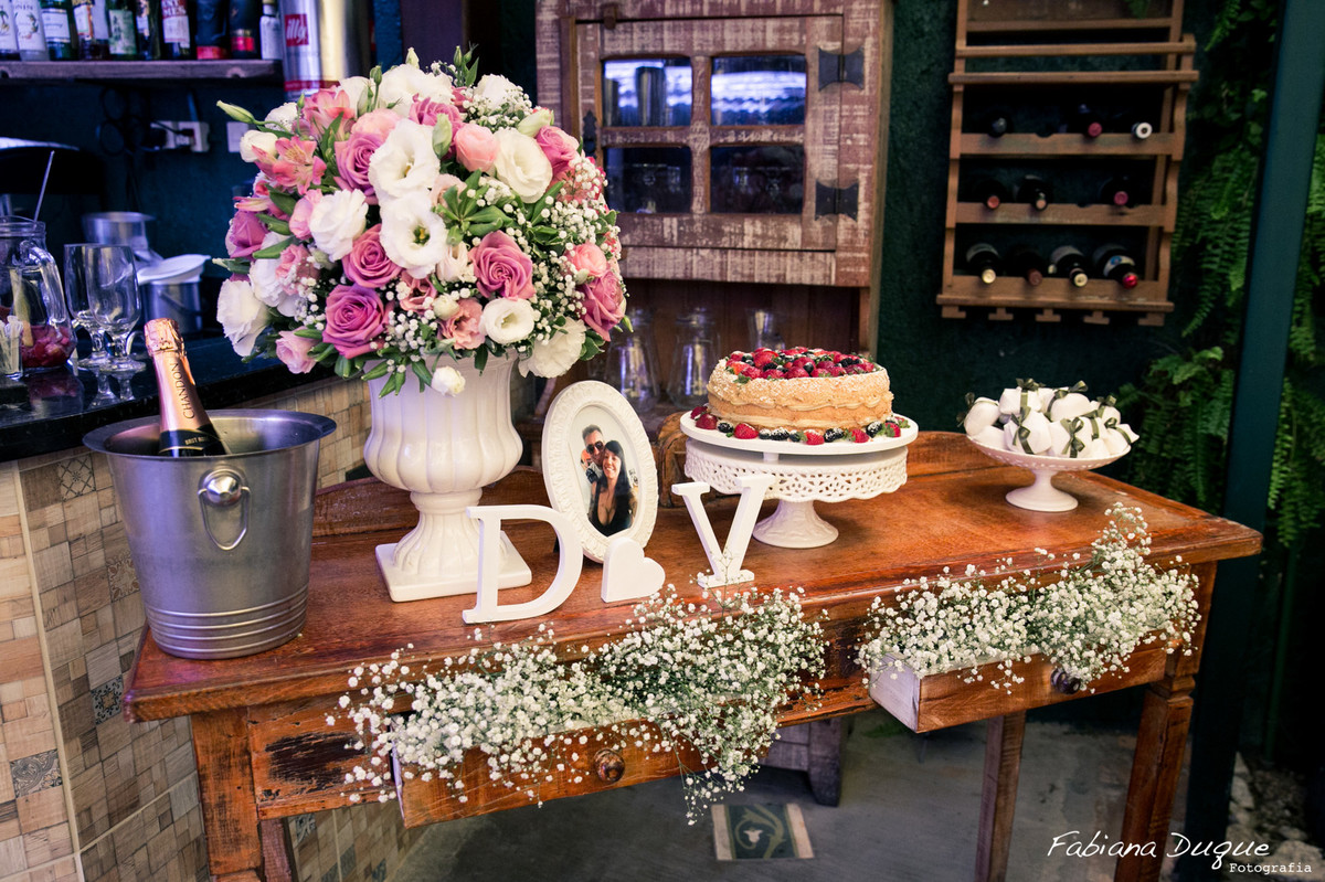 Mini Wedding no Cena Restaurante em São Bernardo do Campo, fotografado por Fabiana Duque
