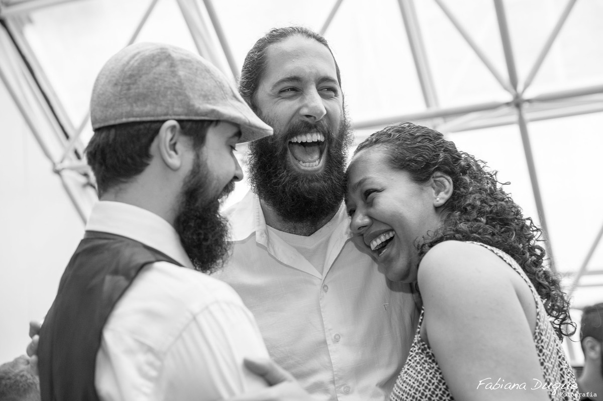 Emoção dos convidados do casamento, casamento no Hotel Renaissance em São Paulo