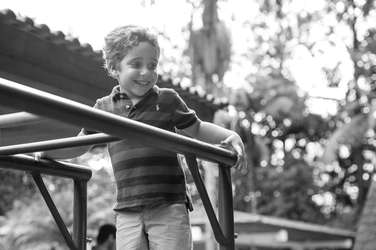 Foto de Pedro - 4 anos
