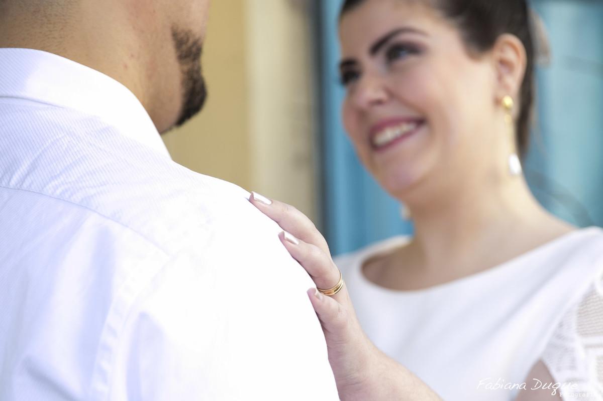 Fotografia espontânea de casamento e mini wedding