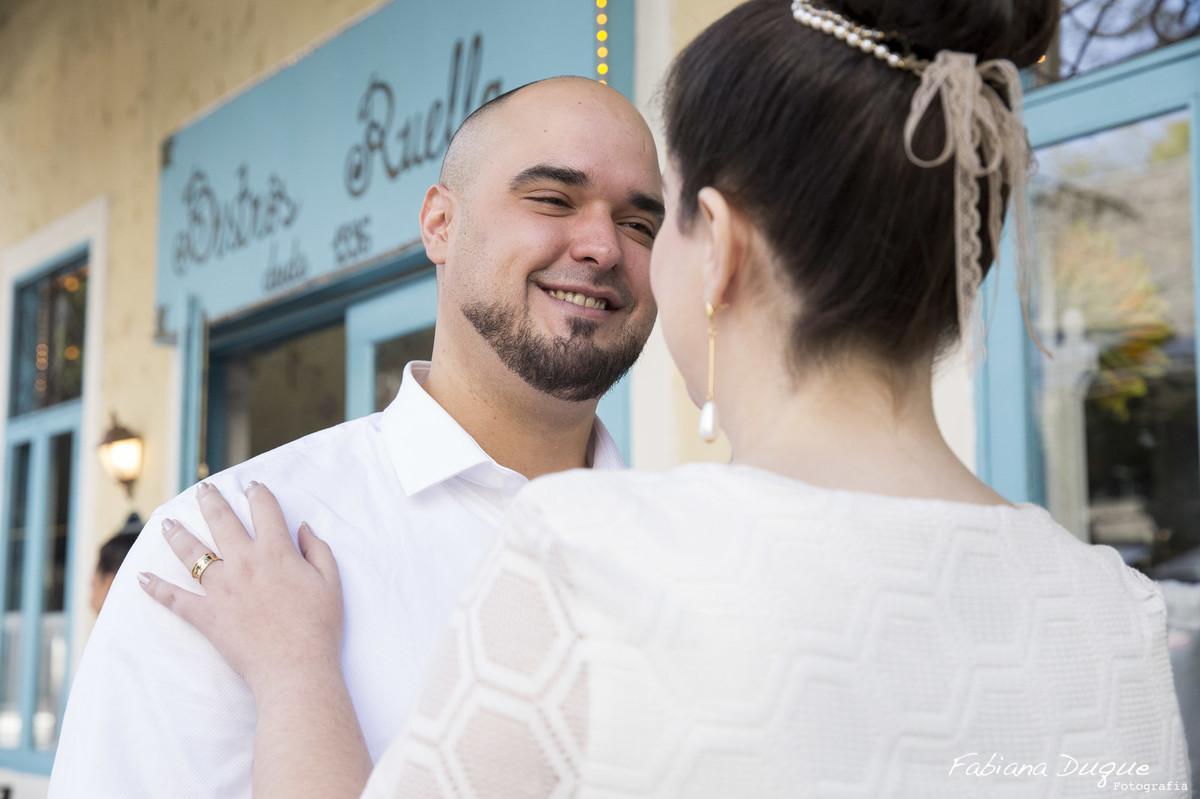 Casamento pequeno, intimista, mini wedding no Ruella Mario Ferraz