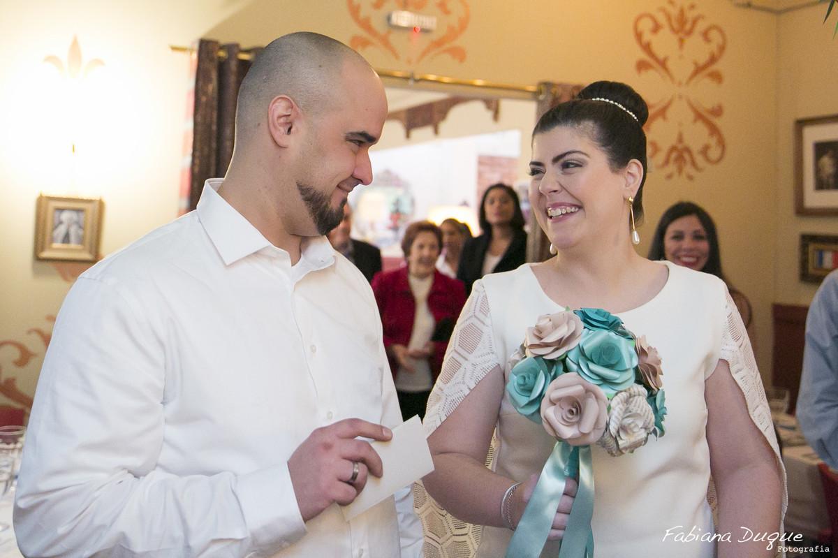 Fotojornalismo de casamento
