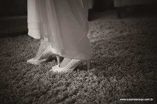 Imagem capa - Sapatos de noiva: qual usar? por Susana Araújo Eventos