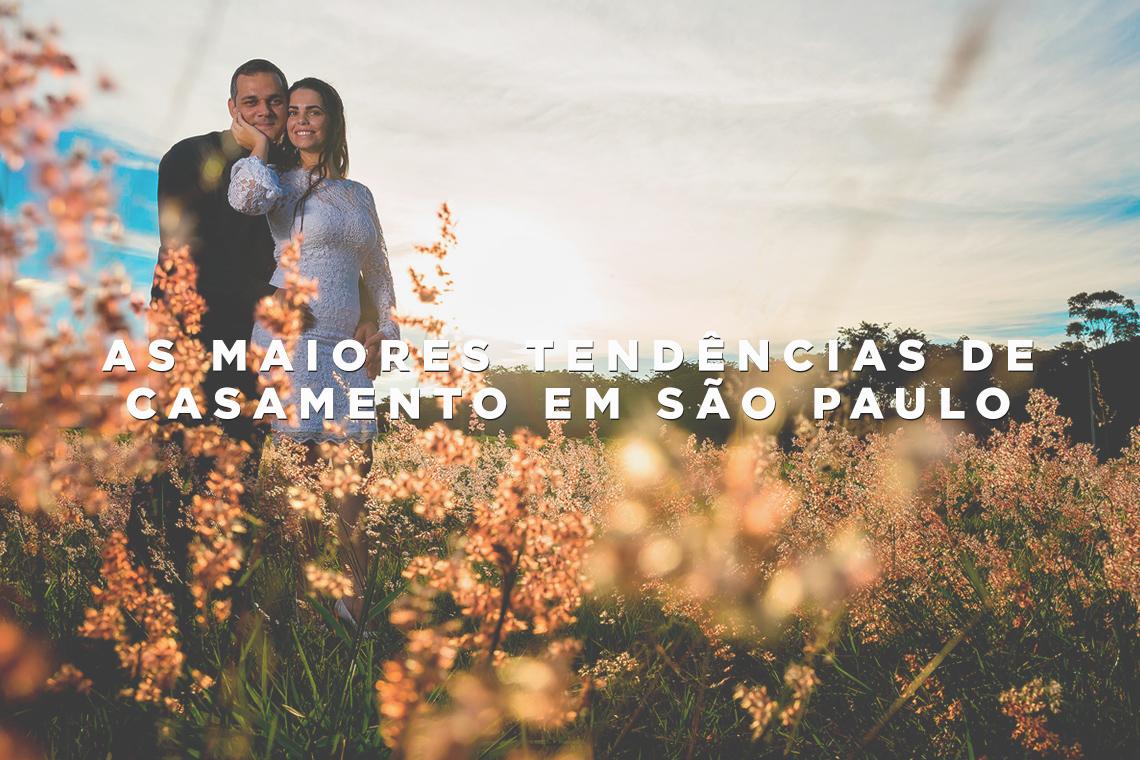 Imagem capa - As maiores tendências de casamento em São Paulo por Wellington Arruda