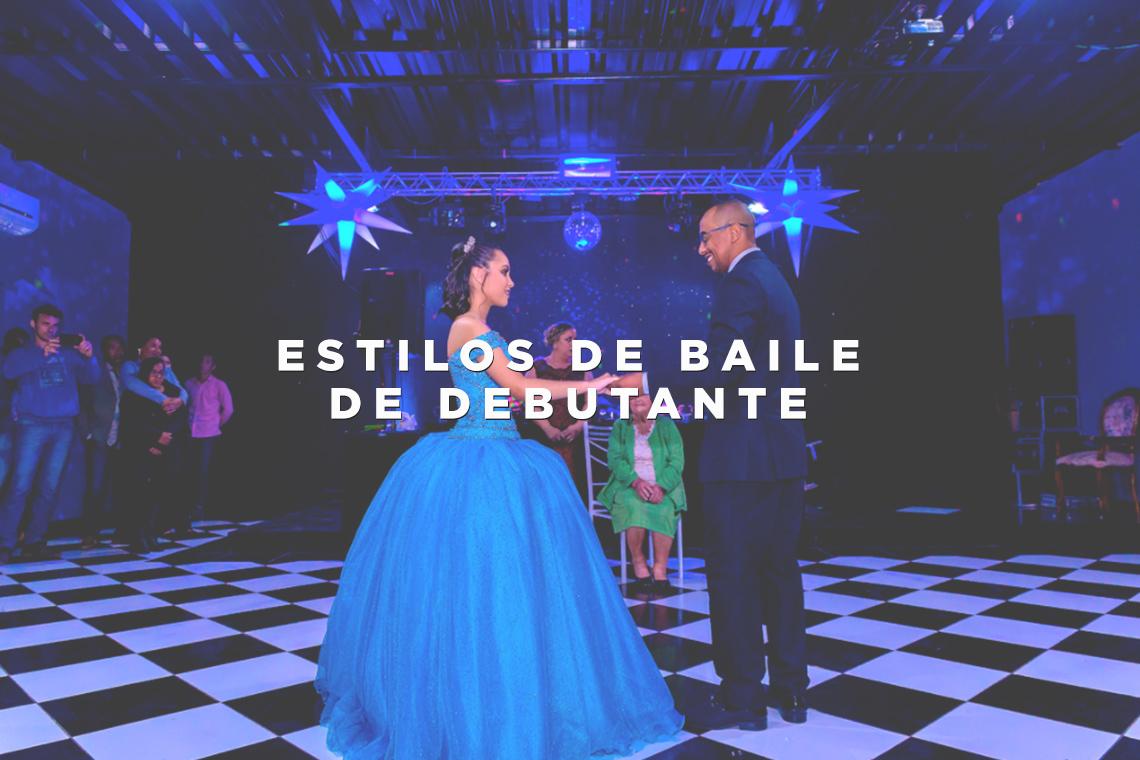 Imagem capa - Do clássico ao moderno: conheça os estilos de baile de debutante que você pode ter por Wellington Arruda