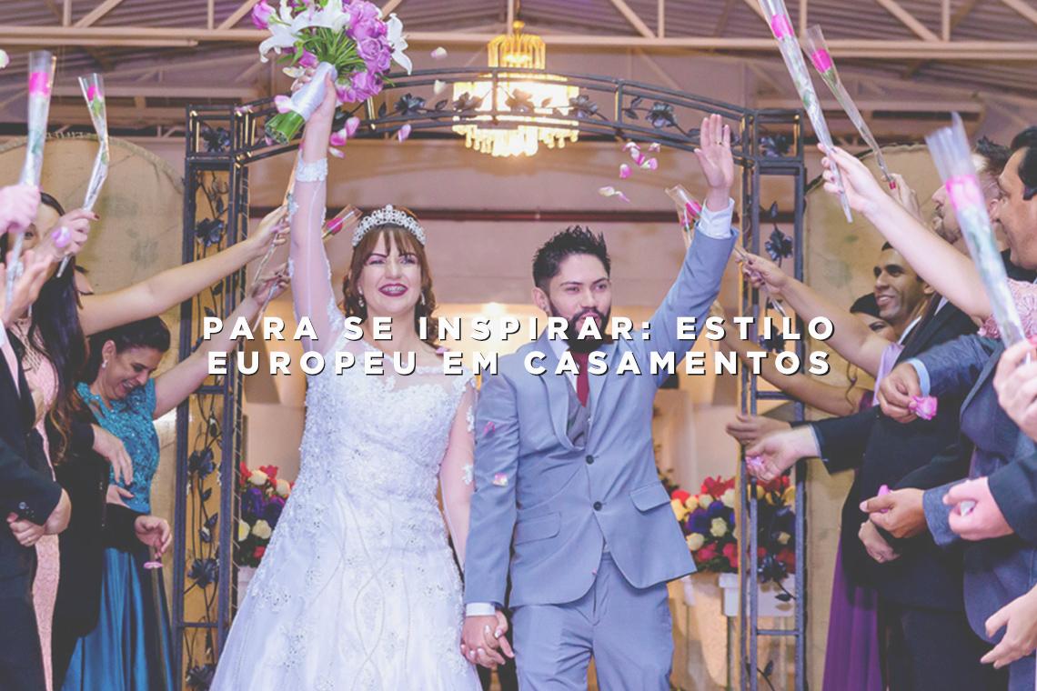 Imagem capa - Para se inspirar: o estilo do casamento europeu por Wellington Arruda