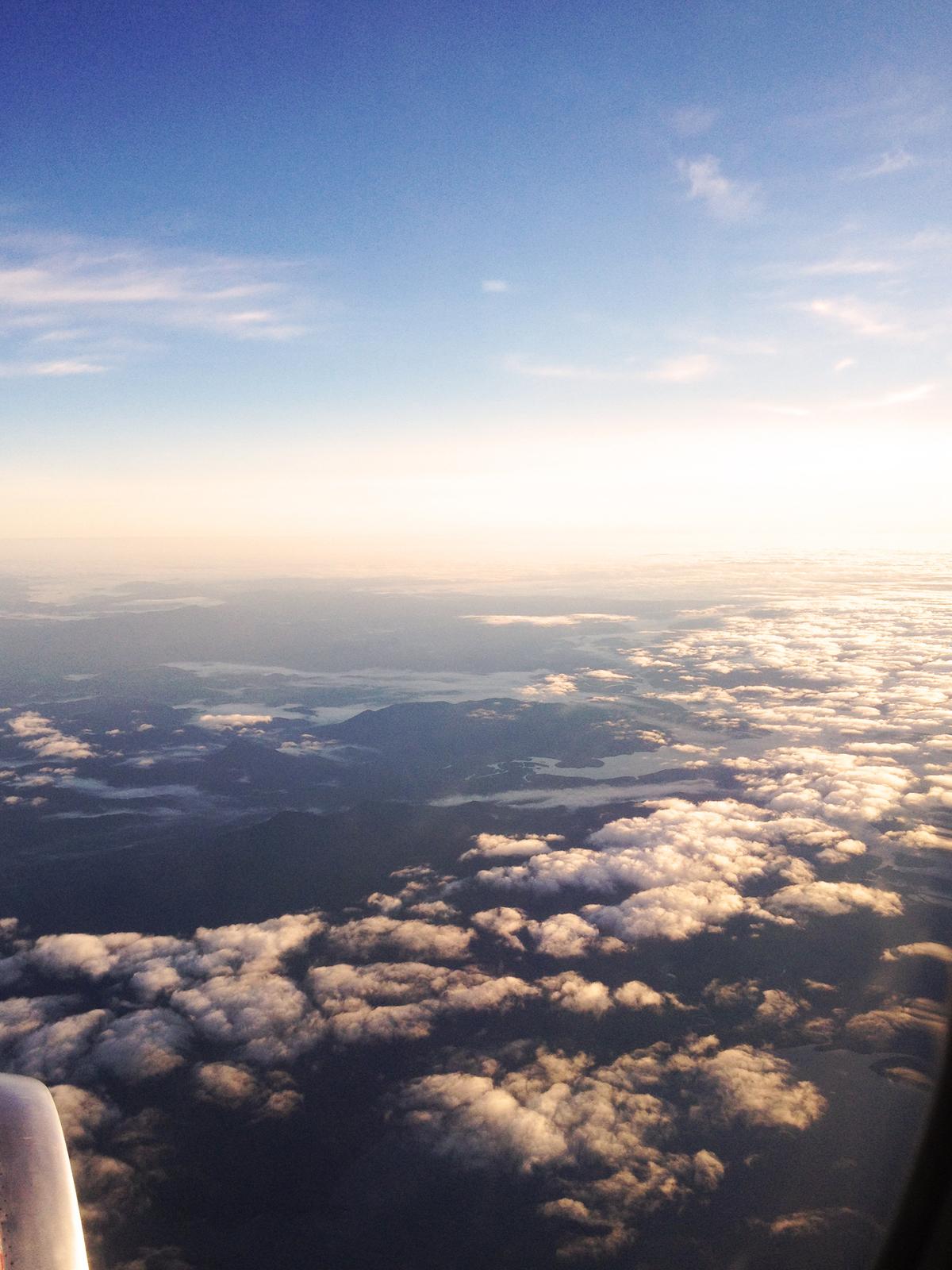 Imagem capa - A primeira vez que andei de avião por Caio Mayer Fotografia